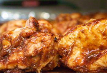 Saucy Chicken BBQ - Bulk