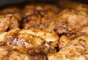 Teriyaki Chicken - Bulk