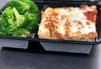 Devine Zucchini Lasagna - Slim
